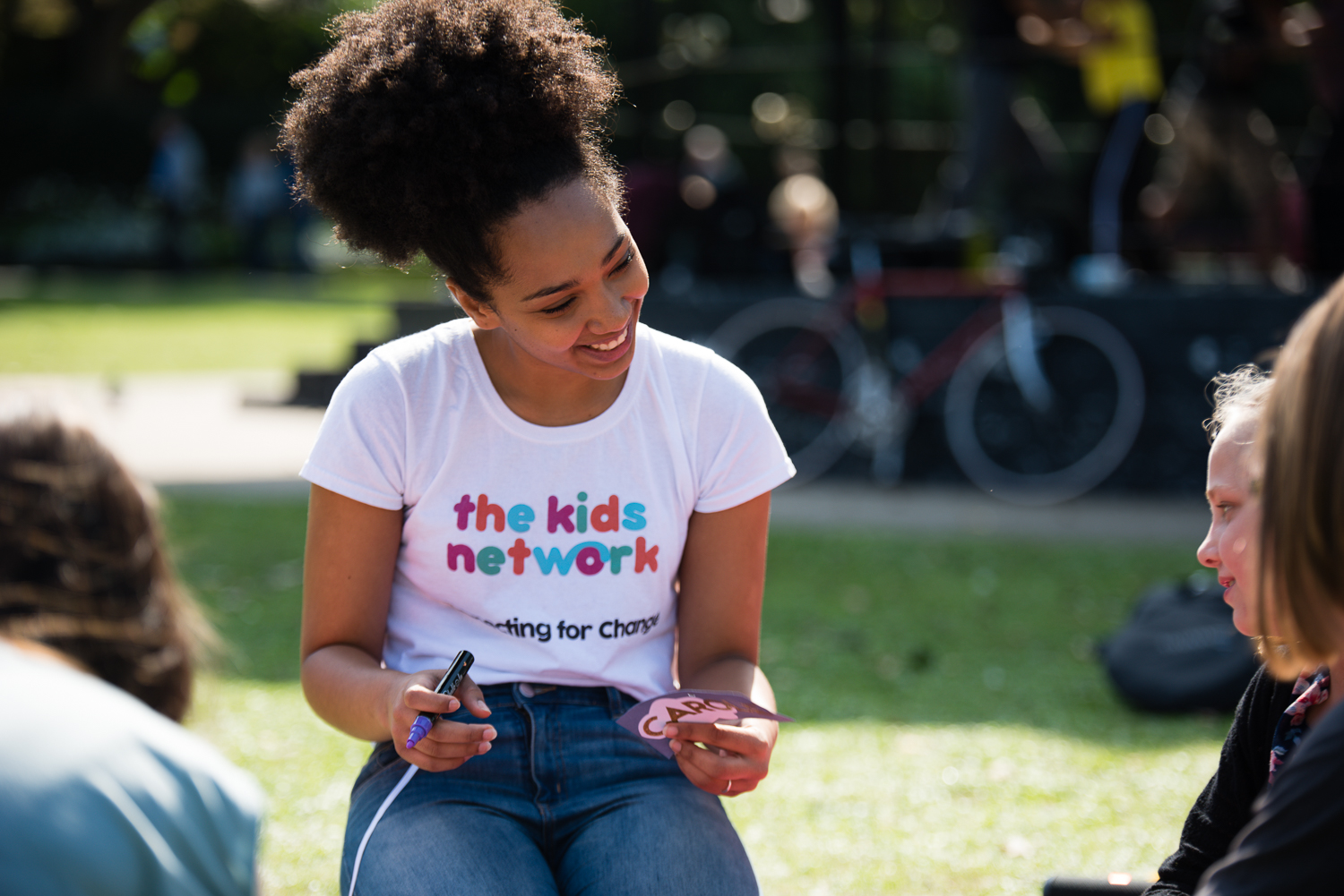 The Kids Network Volunteering Opportunities in London