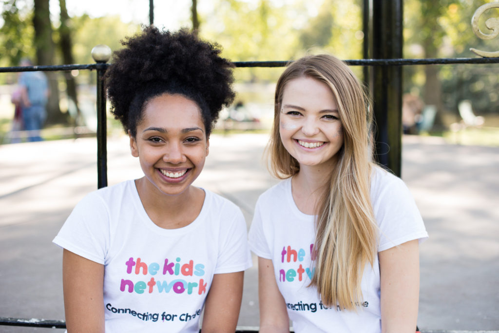 Volunteer With The Kids Network Today