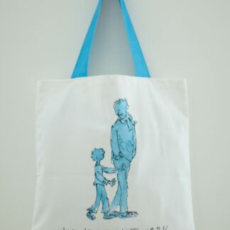 The Kids Network Tote Bag by Quentin Blake