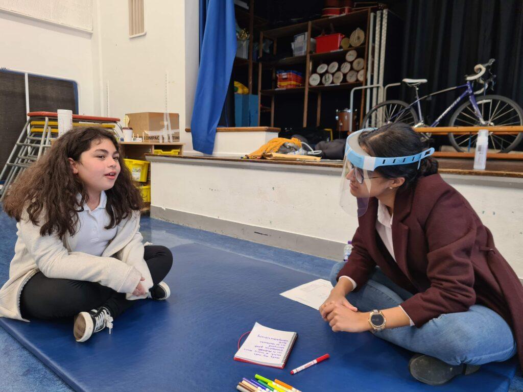 School partnerships The Kids Network